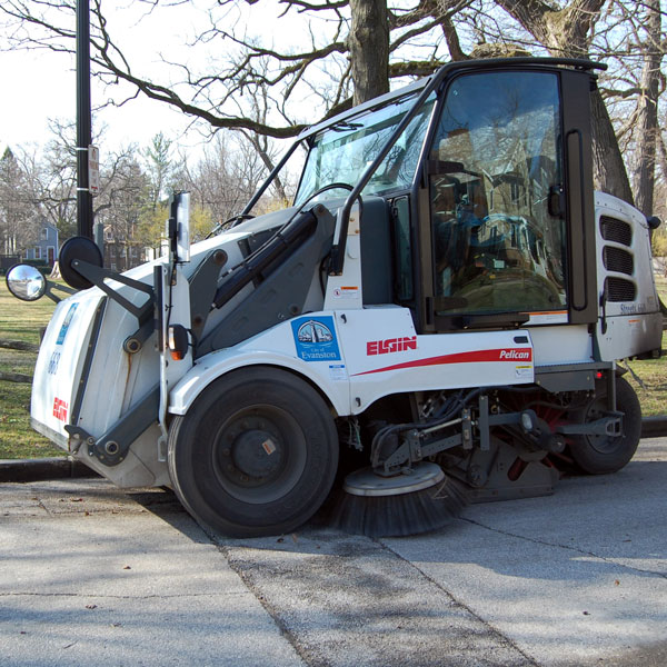 Street Cleaning Begins March 1