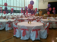 party bridal or baby shower bar or bat mitzvah or wedding reception