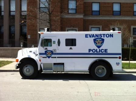 EPD Armored Car