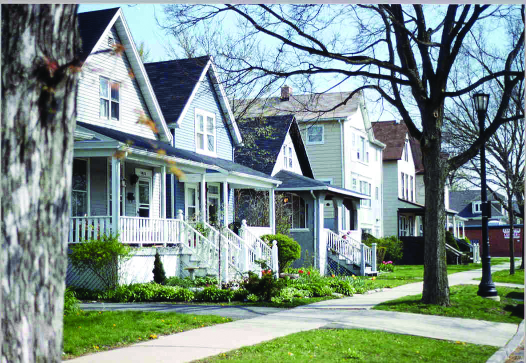 Sherman Avenue Houses