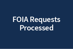 FOIA Requests Processed