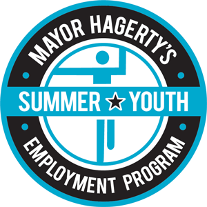 Mayor Hagerty's Employment Program Logo