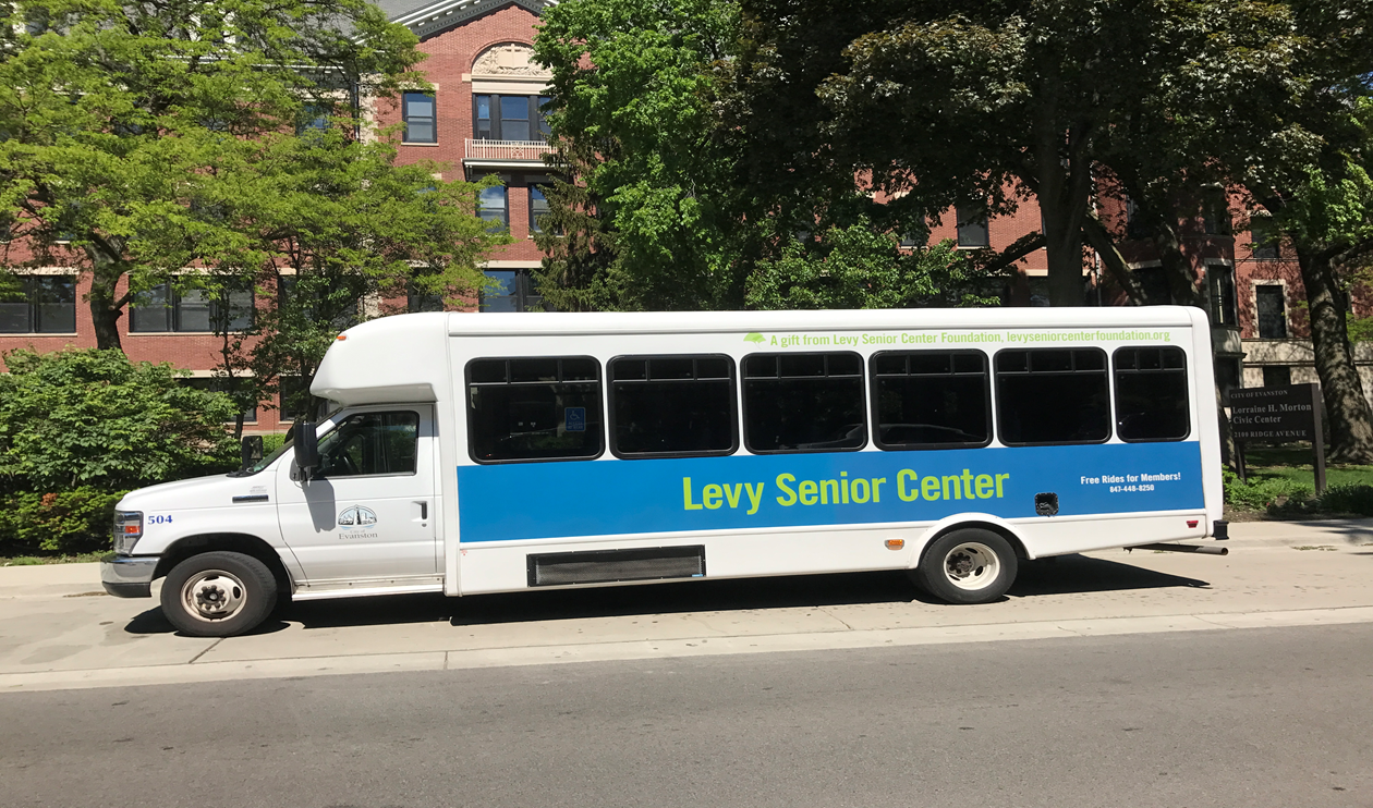 Levy Bus Picture 2018