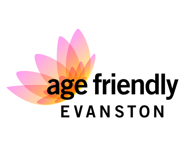 Age Friendly Evanston web logo