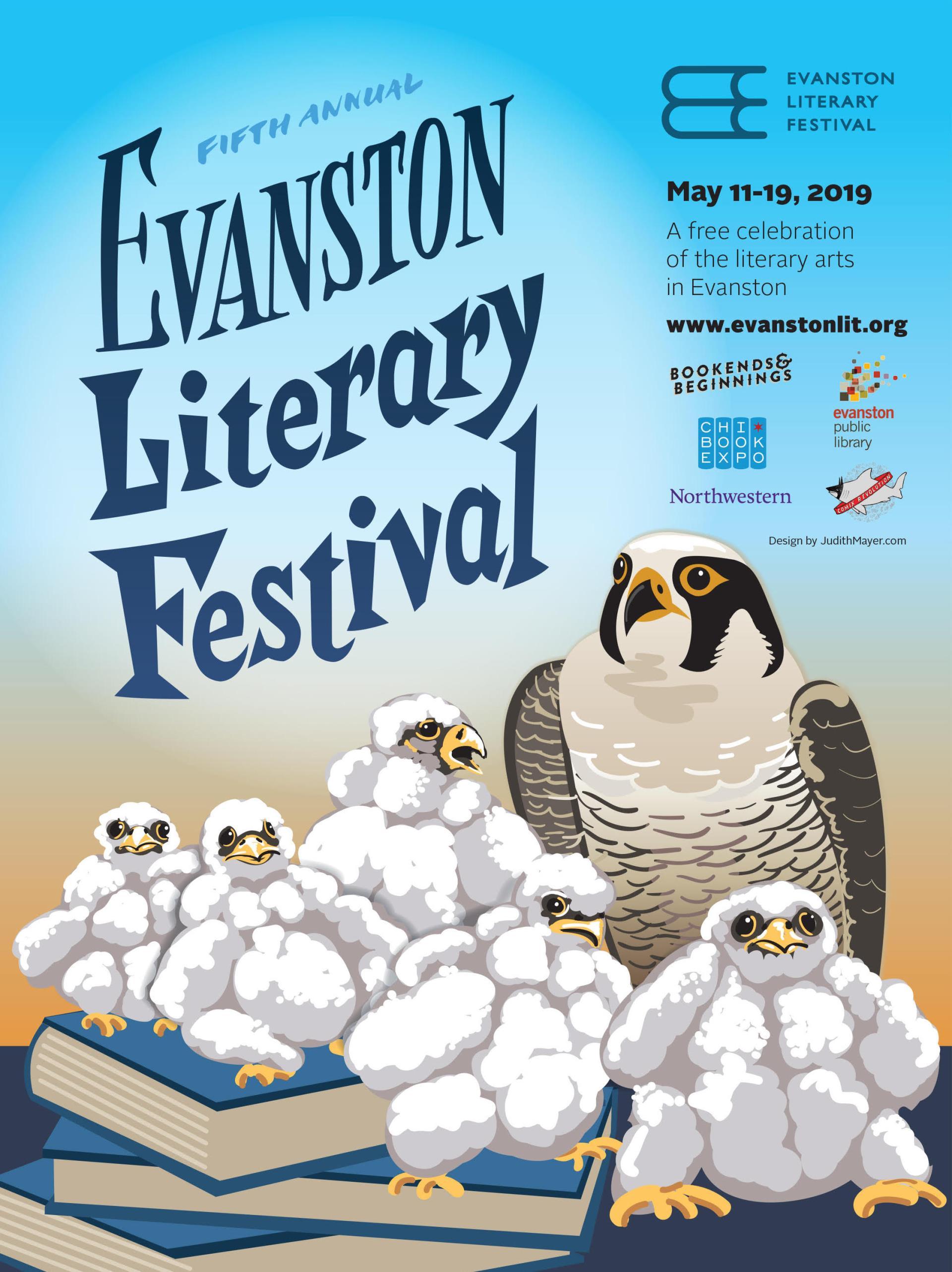 Evanston Literary Festival | Calendar Meeting List | City of