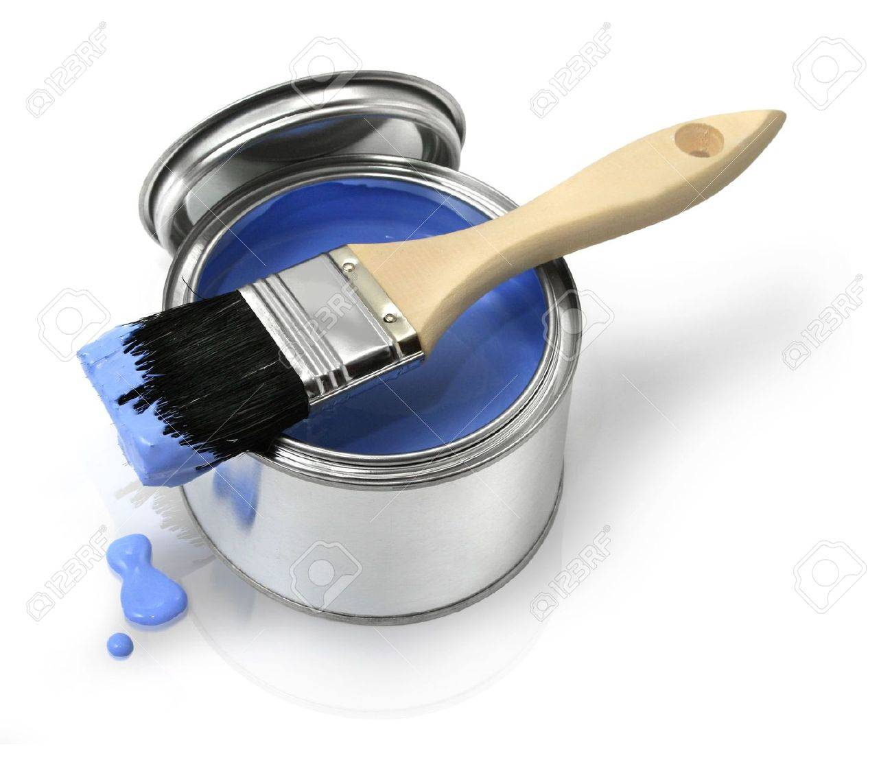 Paint, Brush, property maintenance